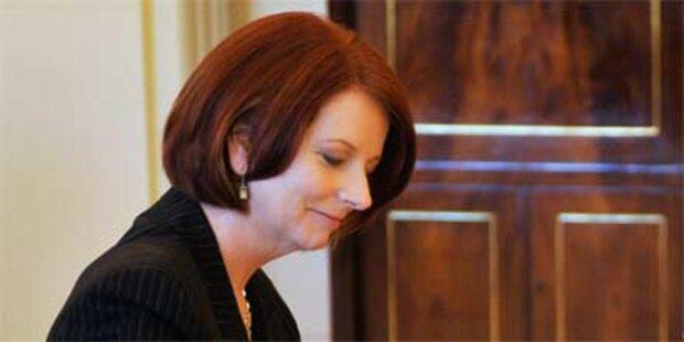 Australien: Erstmals Frau als Premier