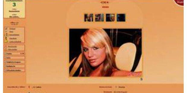 Gina-Lisa sucht Mann im Web