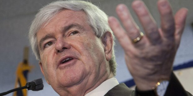 Newt Gingrich ist ein