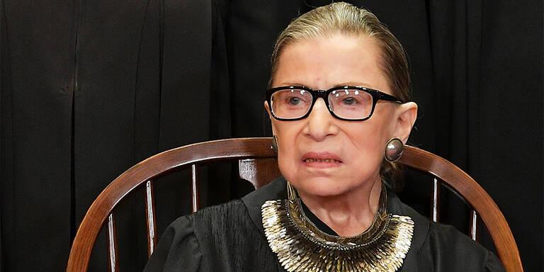 Reaktionen auf den Tod von Ruth Bader Ginsburg