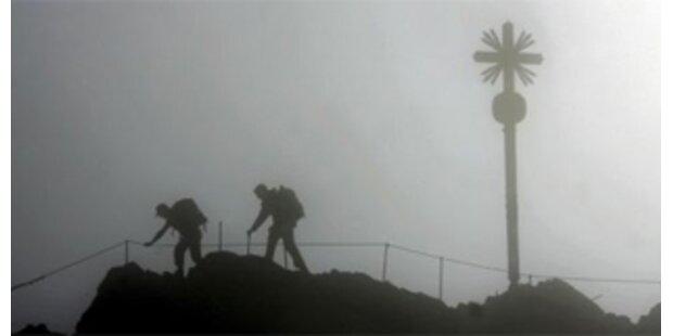 Deutschlands höchster Gipfel wird renoviert