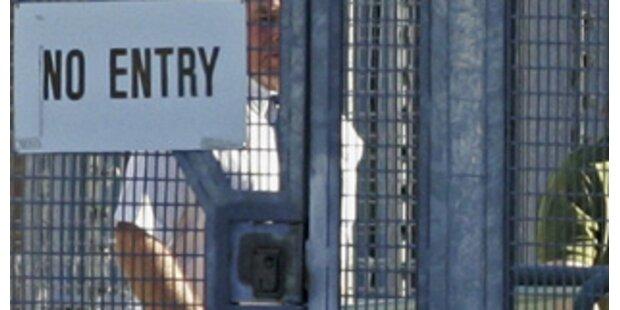 Guantanamo-Gefangene nach Saudi-Arabien entlassen