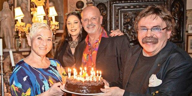 Jazz Gitti: Geburtstag auf Distanz