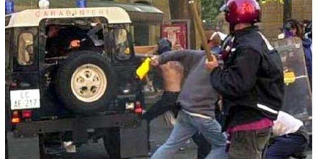 Polizist tötete aus Notwehr