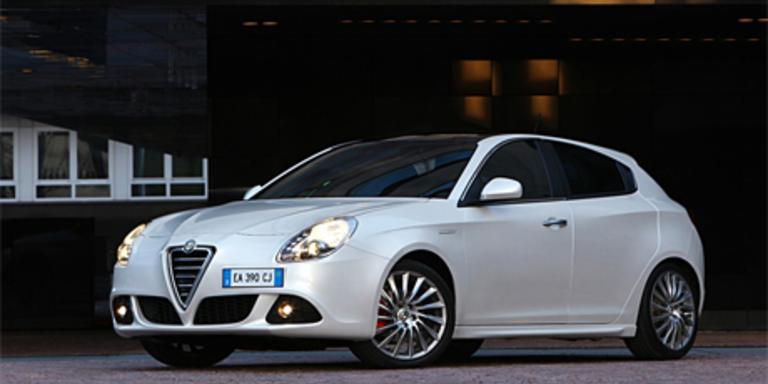 Die Giulietta bekommt neuen 140 PS-Diesel