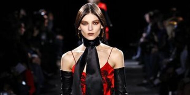Reiter-Looks: Givenchy HW 2012/13