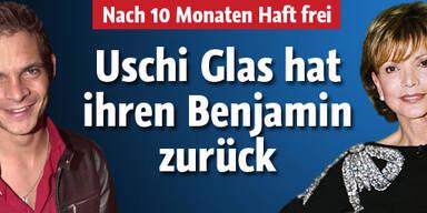 Benjamin Tewaag: Uschi Glas' Sohn frei
