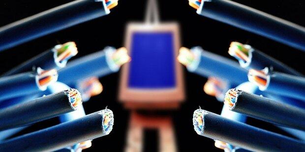 Übertragung von 100 Gigabit/s gelungen