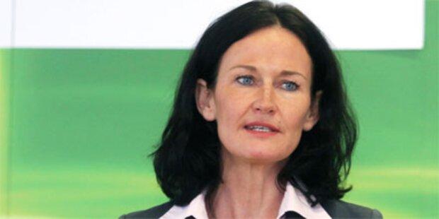 Glawischnig: Macht-Kampf bei den Grünen