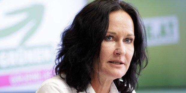 Eva Glawischnig: Rücktritt unter Tränen