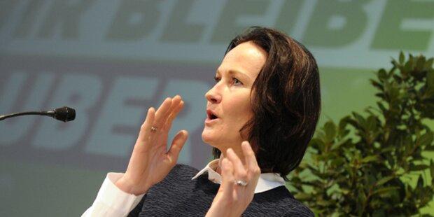 Grüner Wahlkampfauftakt in Krems