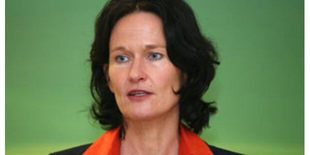 Eva Glawischnig begrüßt Obamas Gehaltsvorstoß