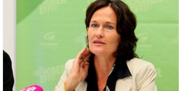 Grüne wollen Klimaministerium