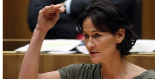 Grüne wollen in Wien die ÖVP überholen