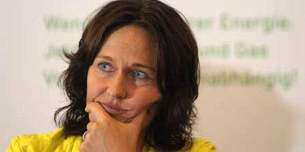 Glawischnig wird Heinz Fischer wählen