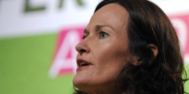 Glawischnig fordert Schüssel-Rücktritt