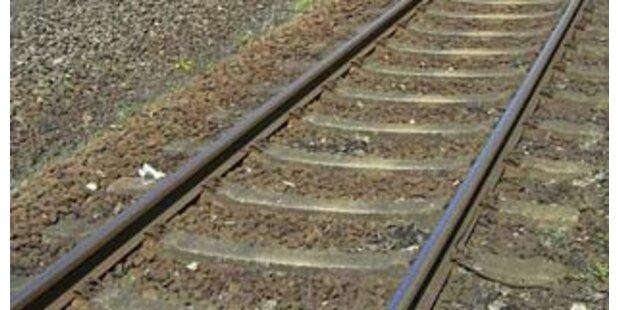 Dreister Kabelklau von Gleisen im Burgenland