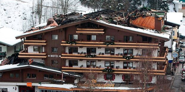 Saalbach: Ursache für Brand noch unklar