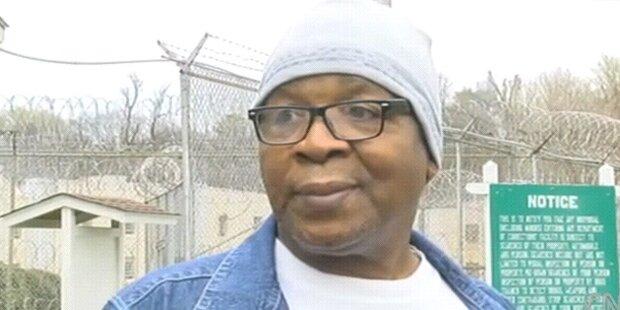 Unschuldiger saß 26 Jahre in Todeszelle