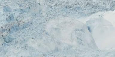 Gletscherabgang