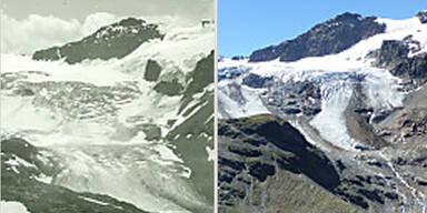 Gletscher sind 2013 wieder gewachsen