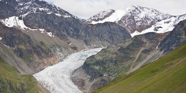 Kühler Sommer tat den Gletschern gut
