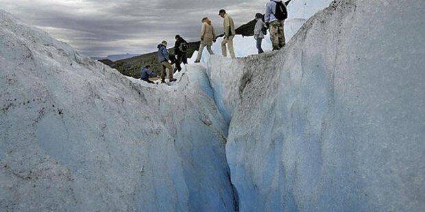 Tourengeher stirbt bei Sturz in Gletscherspalte