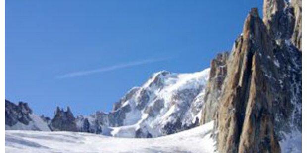 Eiskletterer stürzte 200m in die Tiefe