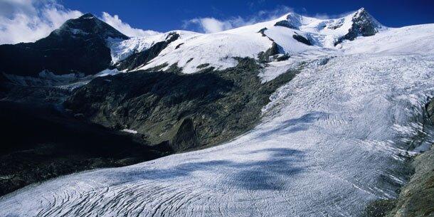 Österreichs Gletscher schmelzen weiter