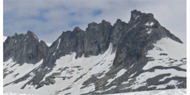 Immer mehr Bergunfälle durch Steinschlag
