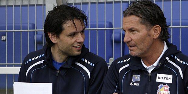 Austria: Gligoroski neuer Co-Trainer
