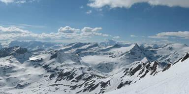 Gletscher ist um 150 Meter geschmolzen