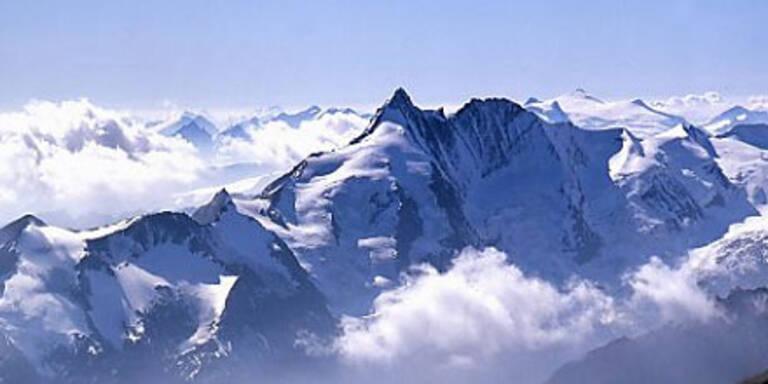 Deutscher überlebt 25-m-Sturz in Gletscherspalte