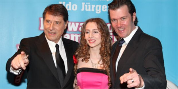 Das ist Udo Jürgens geheime Tochter
