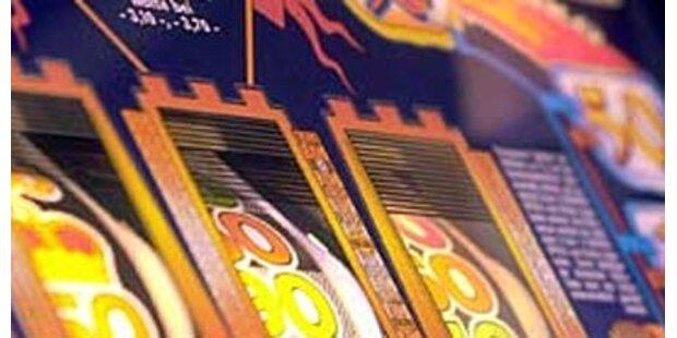 Jeder zweite Glücksspiel-Automat illegal