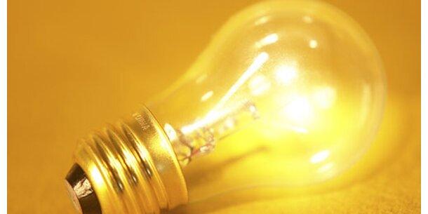 Keine Glühbirnen mehr bis 2012