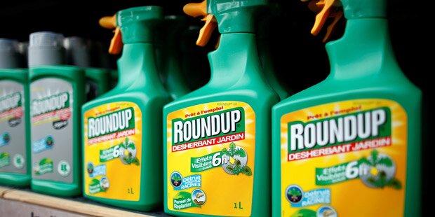 Krebs durch Glyphosat: Millionenstrafe für Monsanto
