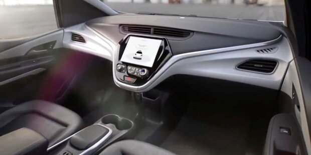 Kalifornien lässt Autos ohne Lenkrad zu