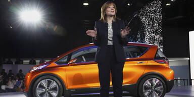 GM weitet Elektroauto-Offensive kräftig aus