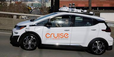 GM will schon 2019 Roboter-Autos starten