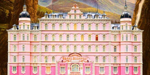Grand Budapest Hotel: Bafta-Favorit