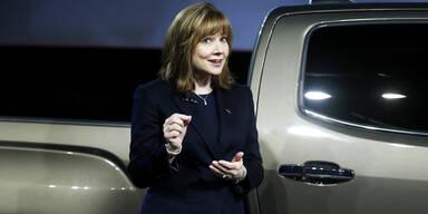 GM-Chefin konnte kaum Antworten liefern