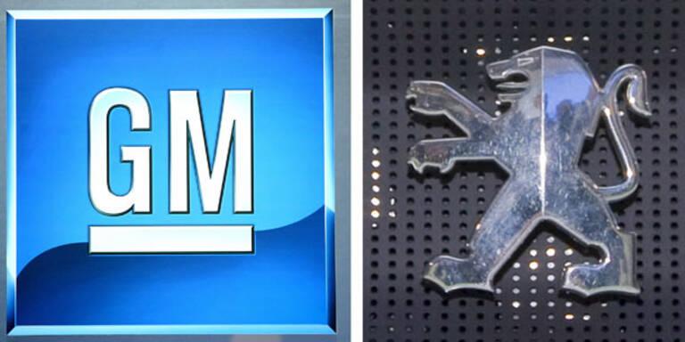 GM will Bündnis mit PSA  vertiefen