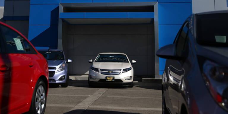 GM ruft weitere 3 Millionen Autos zurück