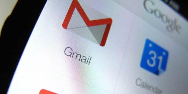 Gmail holt gesendete E-Mails zurück