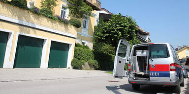 Sex Überfall in Gmunden