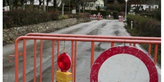 30 Häuser in Gmunden wieder bewohnbar