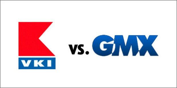 GMX muss Vertragsbestimmungen ändern