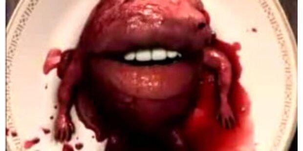 Gnarls Barkley schockiert mit blutendem Herz