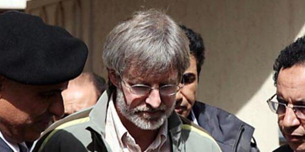 In Libyen festgehaltener Schweizer frei